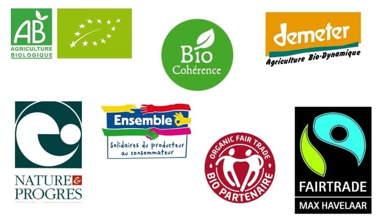 label spiruline bio france